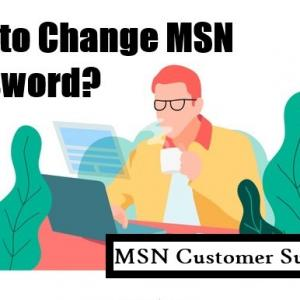 Steps to Change MSN Password, | How to Reset MSN Password?