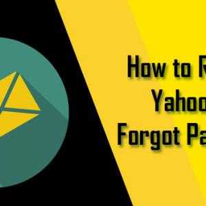 How to recover yahoo Account ?